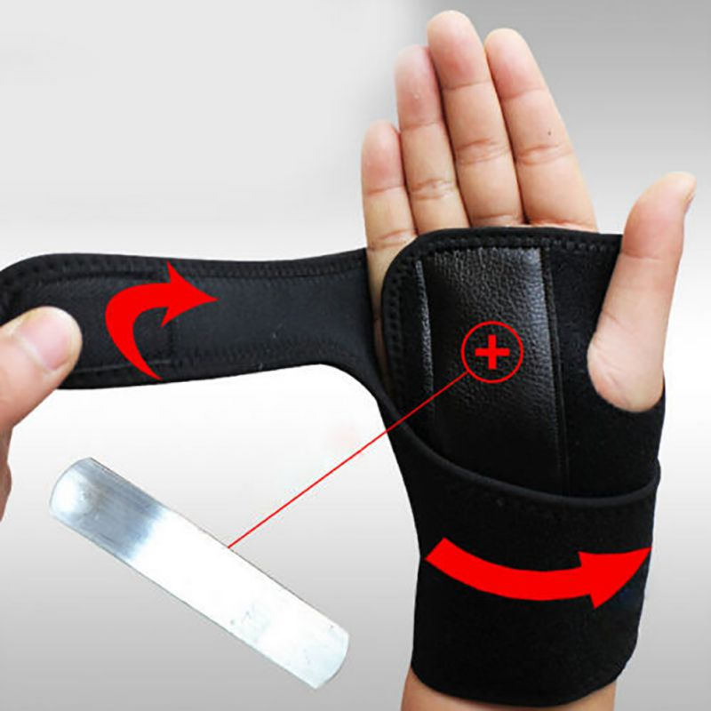 2019 Bandage Orthopedic Hand Brace Wrist Support Finger Splint Carpal Tunnel Syndrome