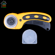 45mm Rotary Cutter 5PC Refill Blades Case Quilters Quilting Fabric Cutting Craft Unfolding Knife for OLFA Sewing Tool Accessory