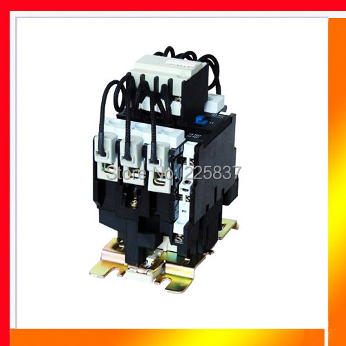 все цены на Free shipping good quality CJ19-80 80A 220v switchover ac contactor for Capacitor онлайн
