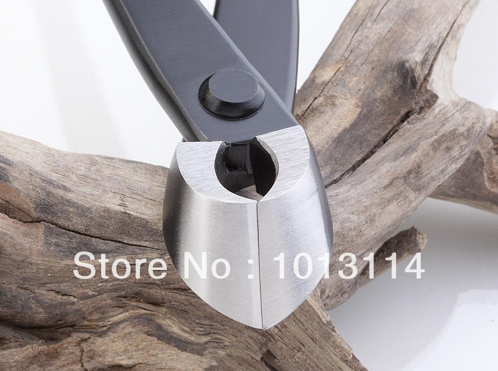 home improvement : beginner grade BBTS-06 165mm branch cutter straight edge cutter alloy steel bonsai tools