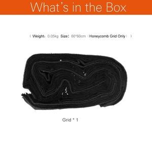 "Image 2 - Godox グリッドポータブル 60 × 60 センチ 24 ""× 24"" 写真ソフトボックス用ハニカムグリッドスタジオ Srobe フラッシュライト (グリッドのみ)"