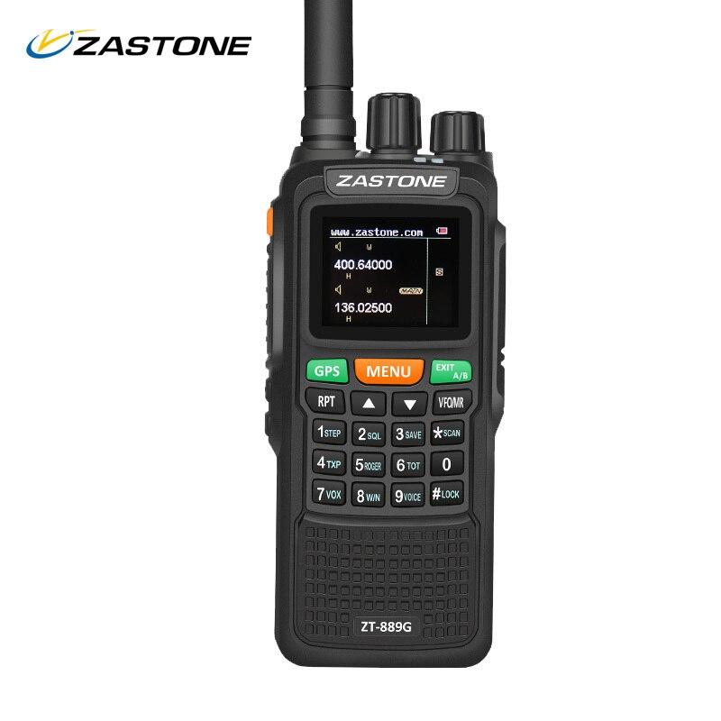 ZASTONE 889G GPS SOS Walkie Ta...
