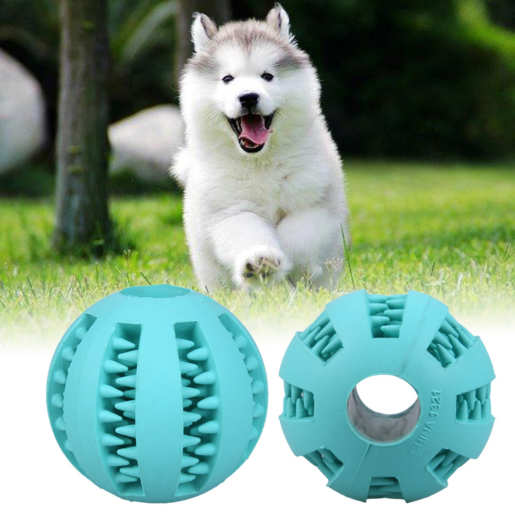 Rubber Balls Chew Toy For Dogs
