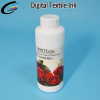 DX5 DTG Textile Pigment Ink For Epson 1500W 1400 1390 Digital Printing On Cotton Fabric