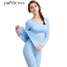 Lovely Women Thermal Underwear Winter Autumn Girls Long Johns A Set Thin Fabric Breathable Soft Bottoming Clothes termica Y3