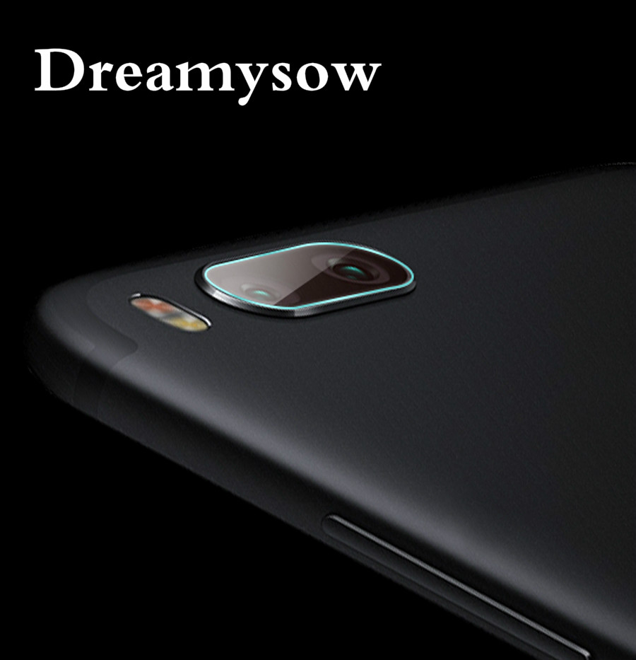 Transparent Tempered Glass Protector Film Back Camera Lens Protective For XiaoMi Mi5X Mi5X Mi5S M5X M5S Plus A1 Mix2 Redmi Note4