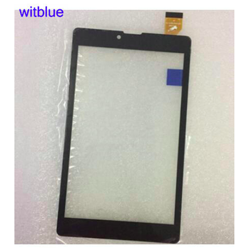 """10PCS/lot Witblue New For 7"""" Digma Plane 7513S 3G PS7122PG Tablet touch screen panel Digitizer Glass Sensor replacement"""