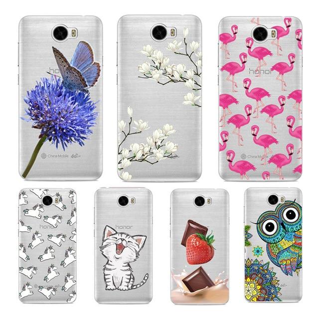 KAKASHI Huawei CUN-U29 CUN-L21 CUN-L01 5inch Case Cover, Protective Soft Silicone Phone Cover Case For Huawei CUN U29 L21 L01