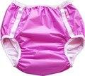Free transporte fuubuu2214-purple-xl fralda para adultos/incontinência calças/troca de fraldas mat/abdl