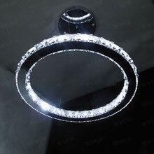 Новый дизайн LED люстра свет для гостиной/столовой/бар, СВЕТОДИОДНОЕ кольцо лампы, 18 шт. СВЕТОДИОД, Диаметр 400 мм