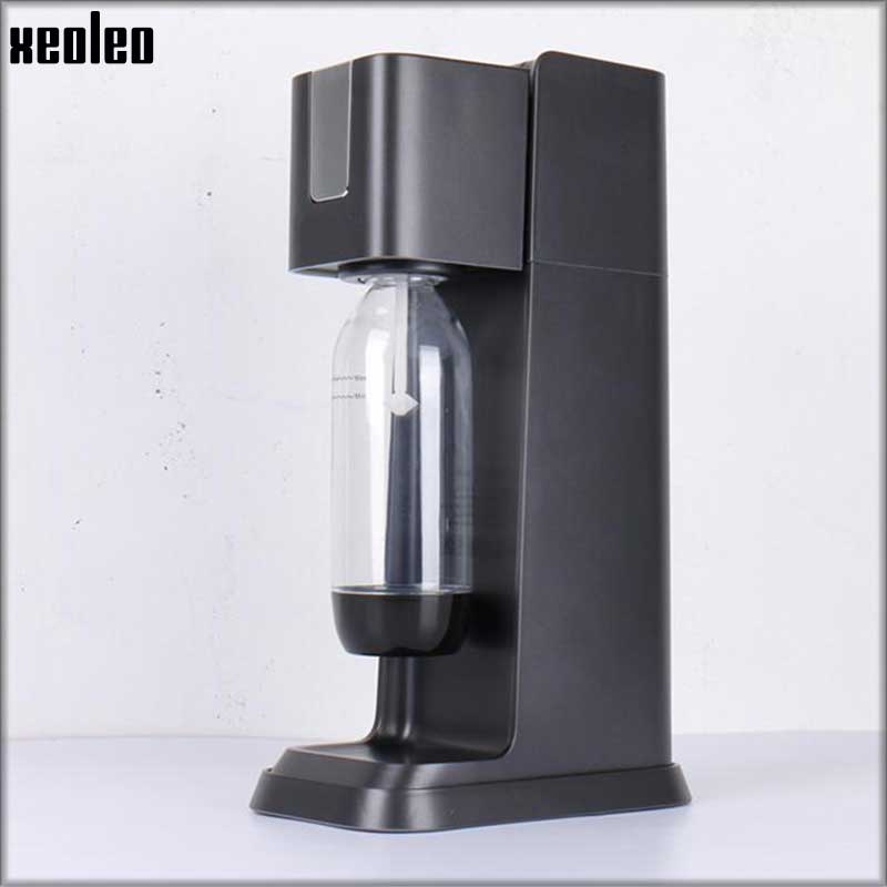 все цены на XEOLEO Soda maker CO2 Soda Siphon maker Bubble water machine Bubble water generator Na2CO3 Syphon machine Juicing Sodastream