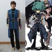 Yu-Gi-Oh! Yu Gi Oh GX John Yubel Uniforms Cosplay Costume