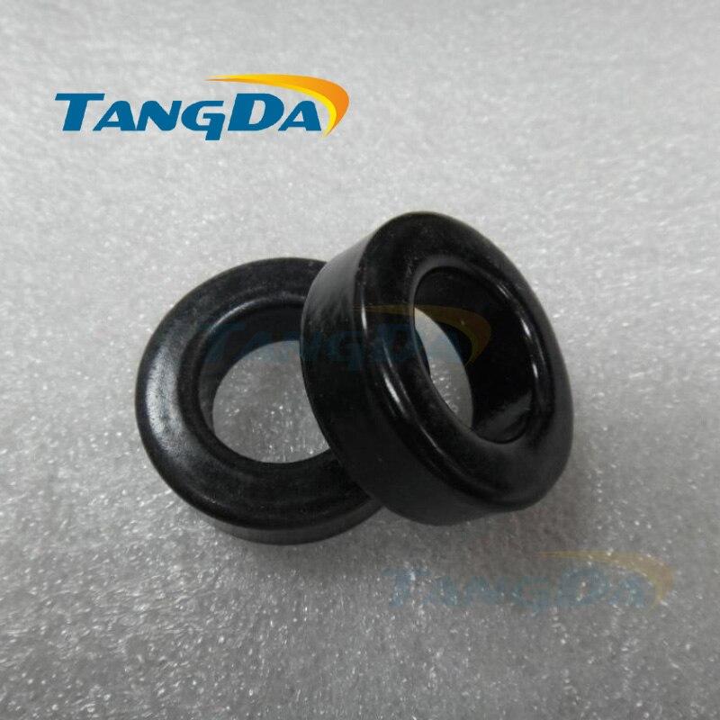 TANGDA sendust FeSiAl тороидальный ядер индуктивности 48*23*19 мм al: 169nH/N2 UE: 75 CS467075 77443-A7 KS184-075A