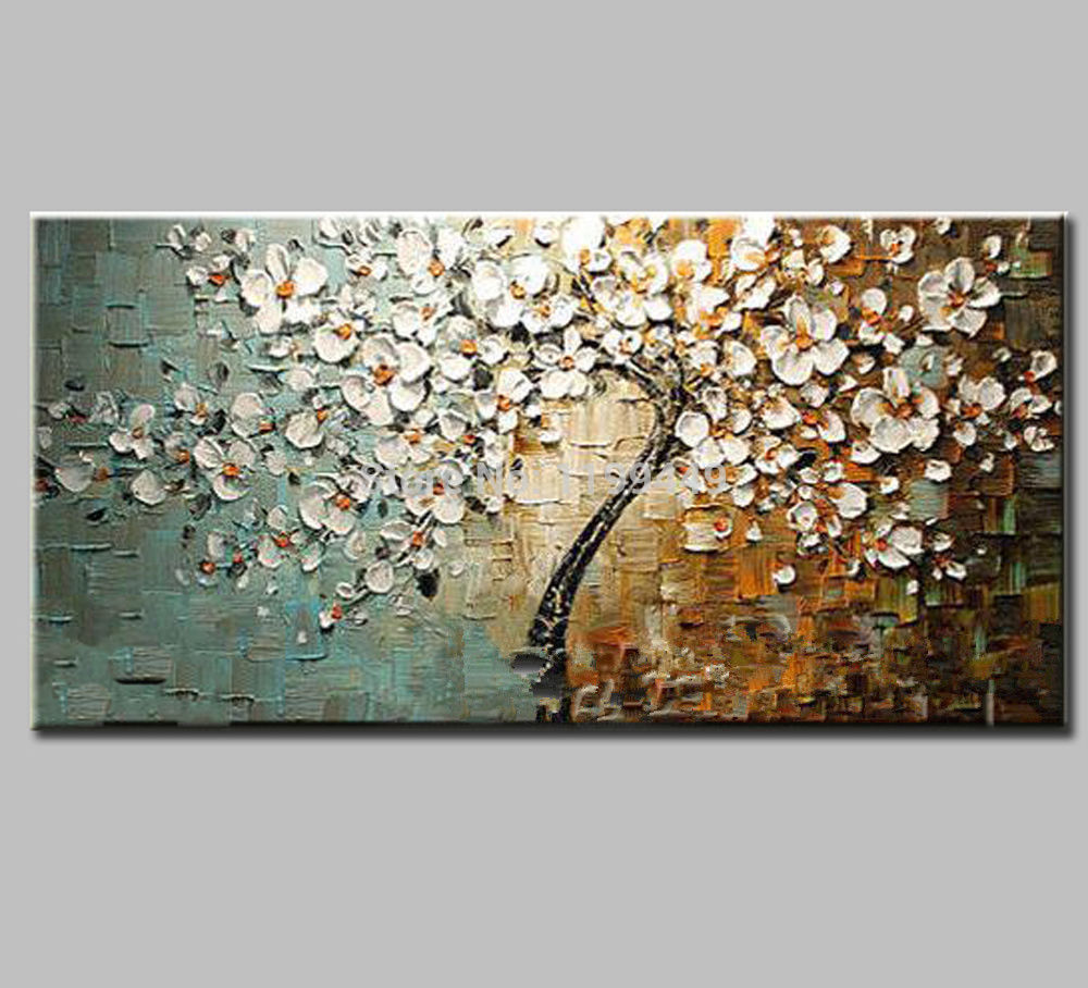 Hand painted oil painting modern oil painting on canvas for What is canvas painting