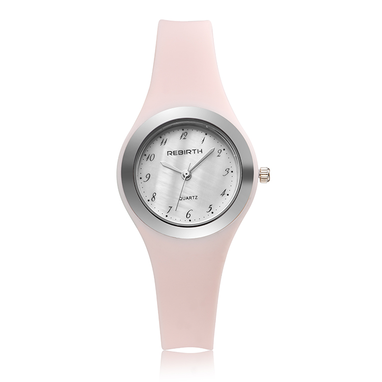 Fashion Women Montre Homme Dress Watches Lady Elegent Quartz Watch Soft Silicone Strap Clock Female Wristwatch Relogio Masculin