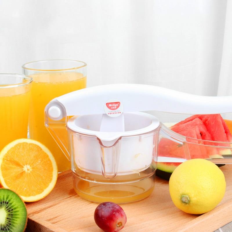 Portable Mini Manual Juicer Squeezer Lemon Orange Pressing Juice Maker Machine Energy-saving Mini Juicer Blenders цена