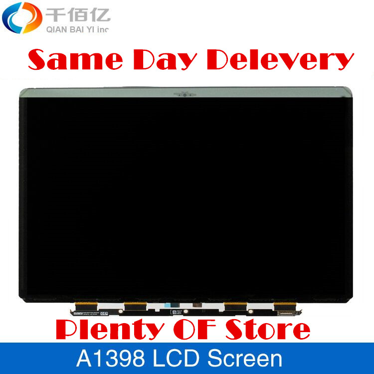 Original Brand new led lcd display screen for Macbook pro retina 15'' A1398 lcd screen replacement 2012 2013 2014 Year new 15 4 for apple macbook pro retina 15 a1398 led lcd screen display 2015 free shipping