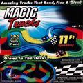 Magia Hipódromo Rastrea El Increíble que Puede Doblar Flex Glow 11Ft según lo visto en tv niños kids toys caja de embalaje original p740