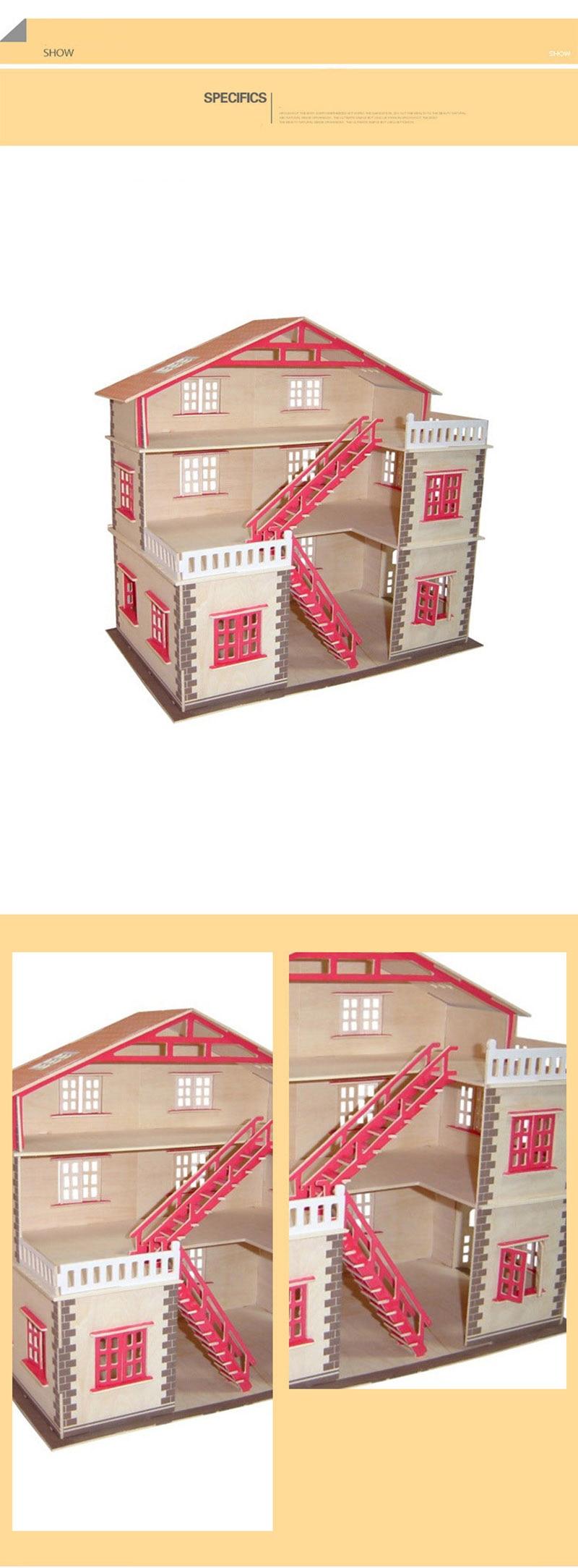brinquedo para bonecas montadas casa fingir jogar