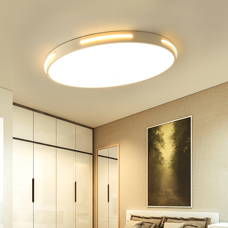 Atmospheric living room lights led ceiling lamp modern minimalist restaurant lamp bedroom cozy elliptical fashion study lamp vemma acrylic minimalist modern led ceiling lamps kitchen bathroom bedroom balcony corridor lamp lighting study