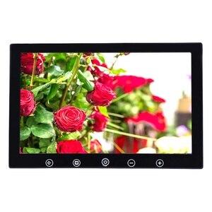 "Image 4 - 10.1 ""monitor 1024*600 2 AV Eingang für Auto Reverse Kamera CCTV mini lcd tragbare screen display kleine 7 zoll Monitor pc"