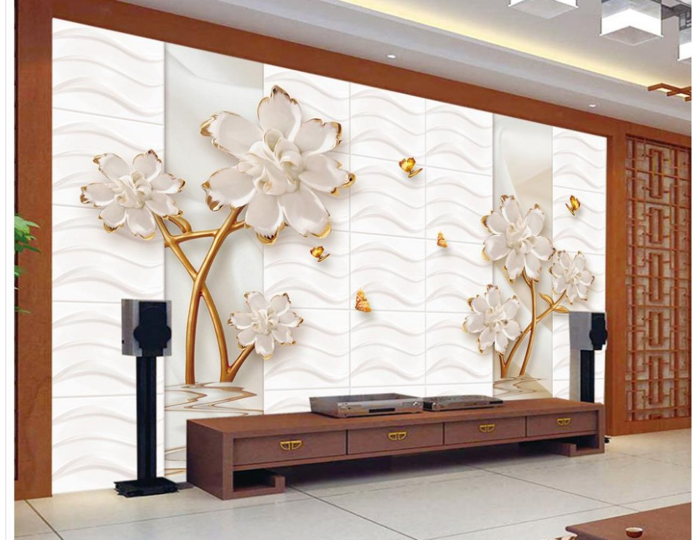 Buy customized wallpaper for walls for 3d customized wallpaper