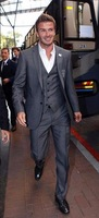 Men Classic Suit Blazer For Business Party Occasion Groom Handsome Tuxedo Custom