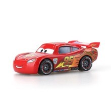 Cars Disney Pixar 2 And 3 Lightning Mcqueen Racing Family Ramirez Storm 1:55 Diecast Metal Alloy Toy Car For Children