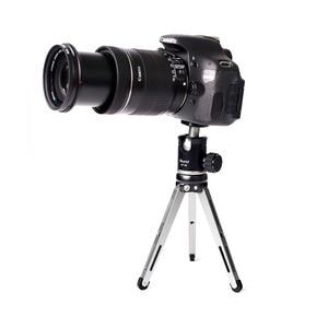 Image 3 - Настольный кронштейн XILETU MT26 + XT15 с высоким подшипником, настольный мини штатив и Шариковая головка для цифровой зеркальной камеры, беззеркальной камеры, смартфона