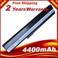 6Cells Rechargeable Battery Pack For ASUS K52J K52JB K52JC K52JE K52JK K52JR K52N K52EQ K52JT K52JU K62F K62J K62JR Laptop