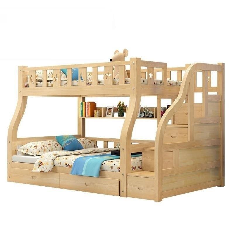 643c52f4b7385 US $1533.29 39% OFF|Room Infantil Lit Enfant Totoro Single Yatak Set  Dormitorio Box Meble Mueble bedroom Furniture Moderna Cama Double Bunk  Bed-in ...
