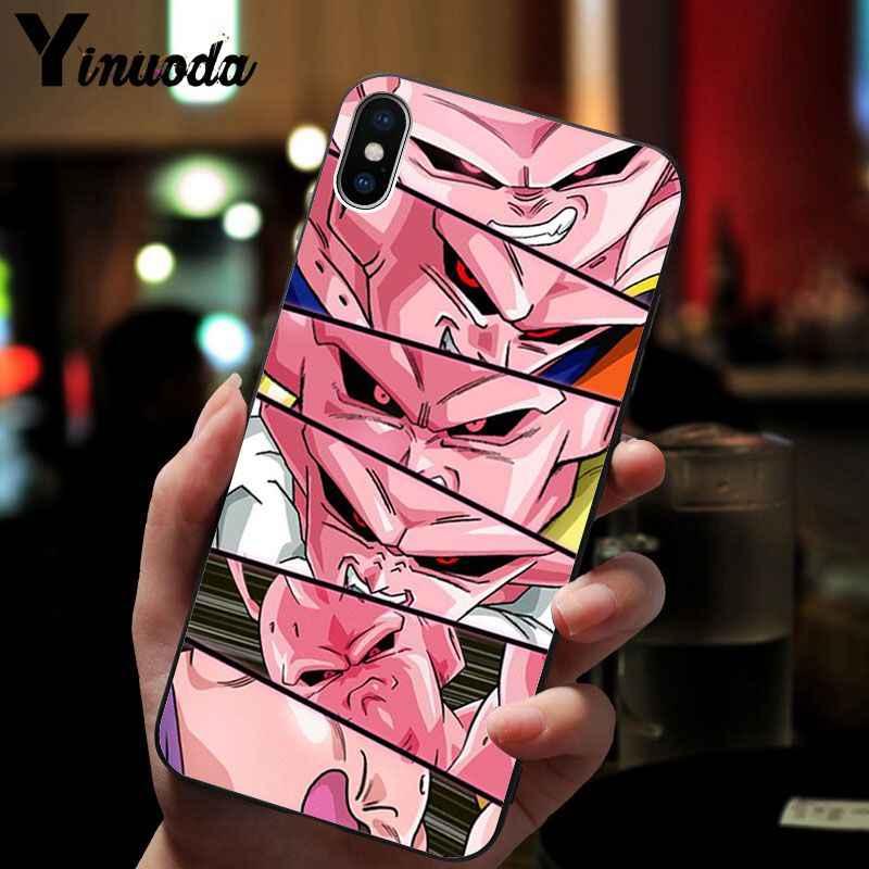 Babaite DRAGON BALL Z a la venta funda de teléfono suave pintada para Apple iPhone 8 7 6 6S Plus X XS X MAX 5 5S SE XR teléfonos celulares
