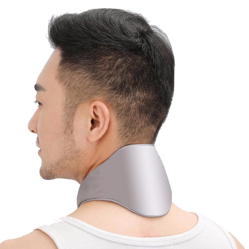 все цены на Xiaomi C10 PMA Graphene Therapy Heating Neck Massager 3 Gear 100% Silk Breathable Neck Support Strap Massage Health Care Gift онлайн