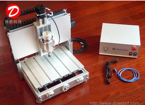 D2 Mini CNC Engraving Machine 300W USB Interface PCB DIY 2030 CNC Small Engraving Machine