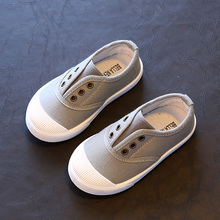 2019 Spring Summer Kids Shoes For Boys Girls Insole 13.5-18C