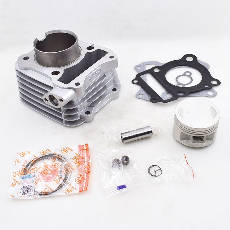 For Suziki EN125 GN125 GN EN 125 71mm Effective Height High Quality Motorcycle Cylinder Kit Set Engine Spare Parts jiangdong engine parts for tractor the set of fuel pump repair kit for engine jd495