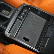 Автомобильный подлокотник центральная консоль центральный поручень коробка для хранения для Toyota Hilux Revo- подлокотник контейнер укладка коробка Коврик