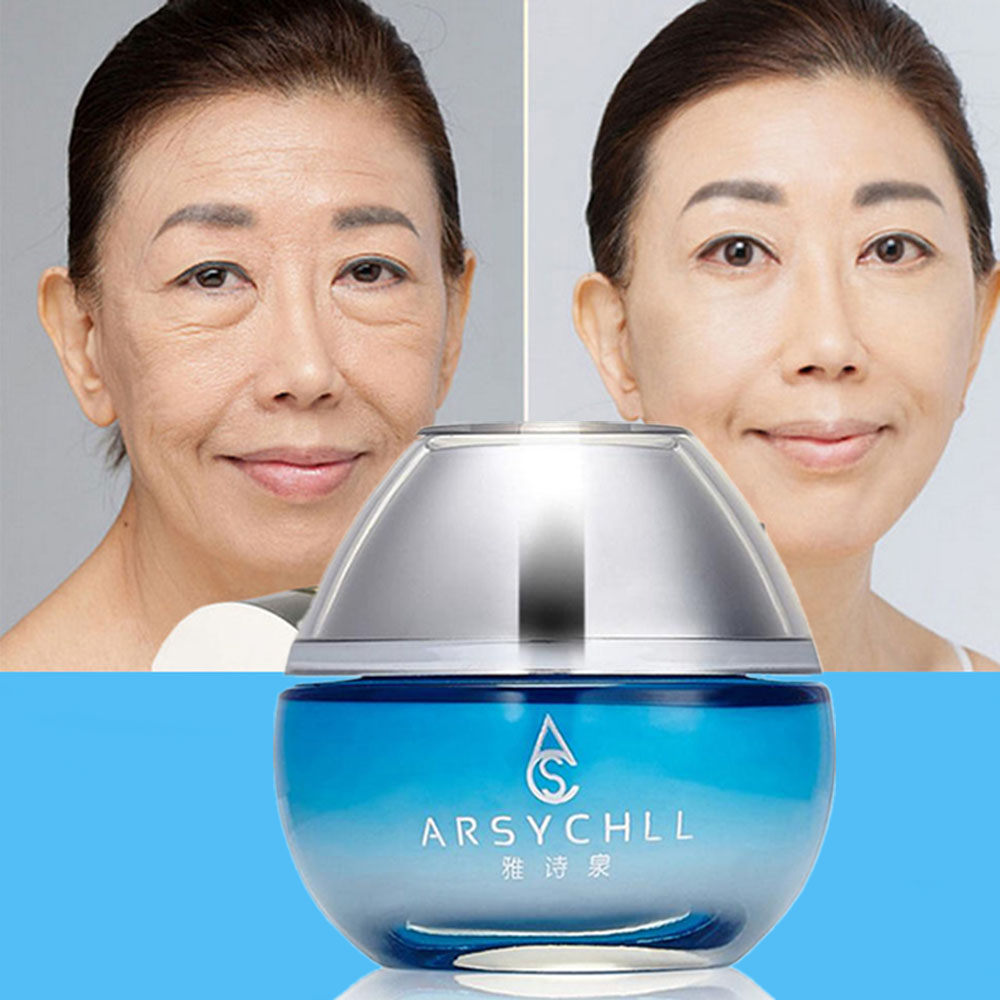 Skin Care Hyaluronic Acid Cream For Anti-Aging Anti Wrinkle Moisturizing Whitening Tightening Beauty Face Cream Korean Cosmetics