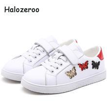 Spring Kids Glitter Casual Shoes Children Sport Sneakers Baby Girls Black Fashion Shoes Boys Brand Pu Leather Shoes Trainer 2019 spring new kids pu leather shoes baby girls sport sneakers children mesh shoes boys fashion casual shoes soft brand trainer 2019