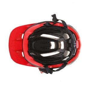 Image 5 - BATFOX 一体成型自転車道路ヘルメット男性 MTB スポーツサイクリングヘルメット超軽量プロバイクヘルメット