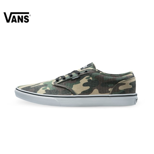vans green shoes mens