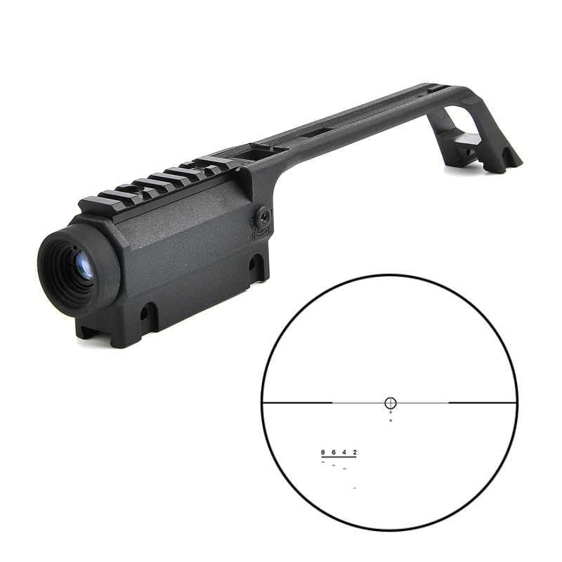 OPASLAN G36 Long Scope for MP5 Metal Gun Air Rifle Sight