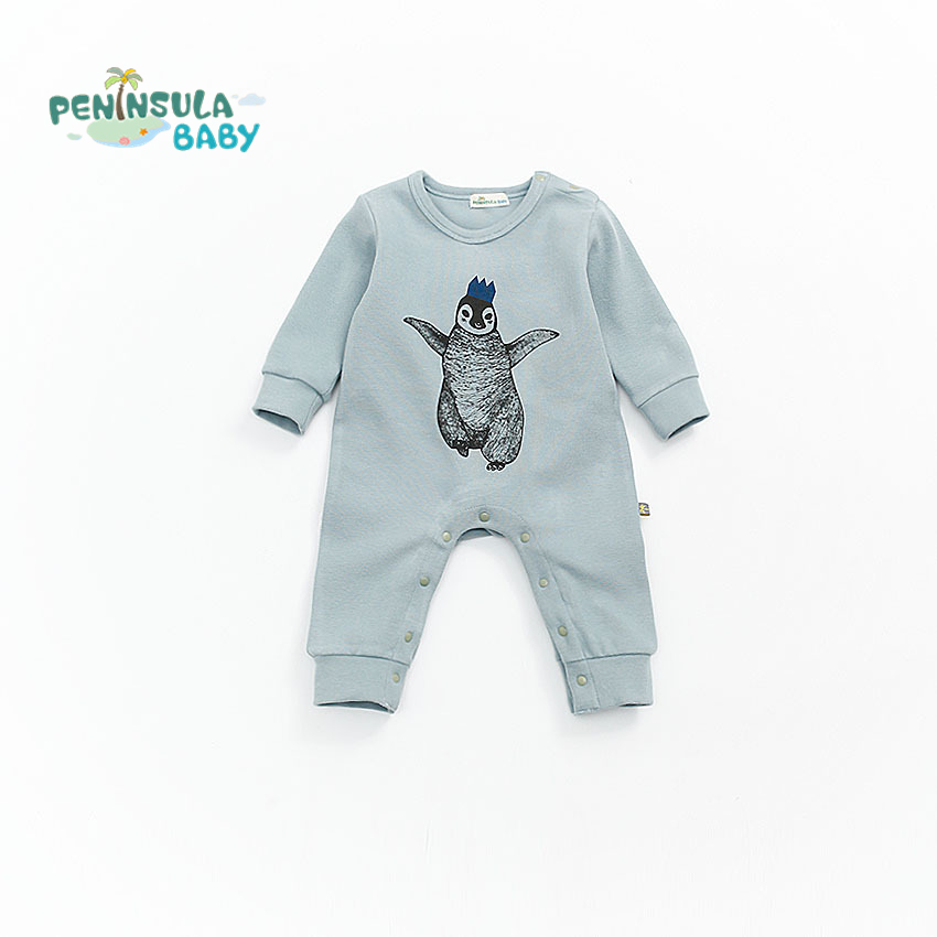 Baby Rompers Animal Baby Boys Clothing Rabbit Spring Kawaii Newborn Kids Clothes Long Sleeve Infant Jumpsuits 0 9 m cheap baby rompers newborn baby clothing boys girls long sleeve cotton jumpsuits infant spring autumn baby clothes bpy009