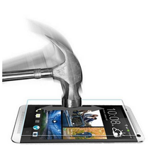2.5D 0.3 мм закаленное стекло Для HTC Desire 600 4.5 дюймовый защитная пленка передняя чехол + чистые комплекты