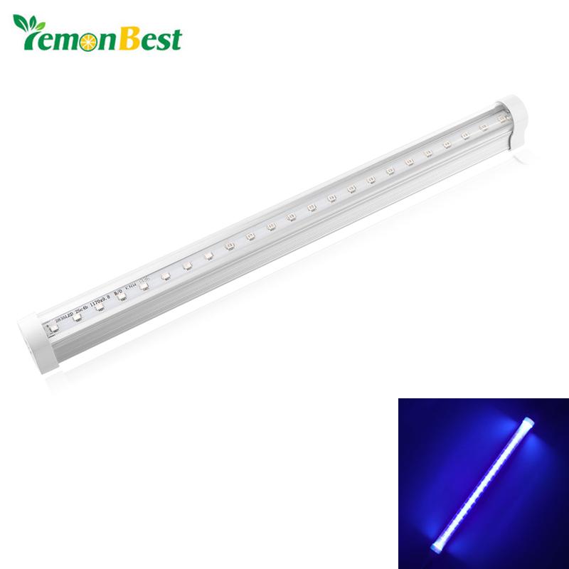 30 Cm LED Keimttende Uv Lampe Licht Bar Sterilamp Frische Luft 2835SMD Fr Badezimmer Kche