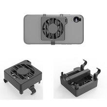 Мобильный кулер Универсальный портативный телефон кулер вентилятор держатель охлаждающая подставка геймпад игровой шутер контроллер радиатора теплоотвод стенд