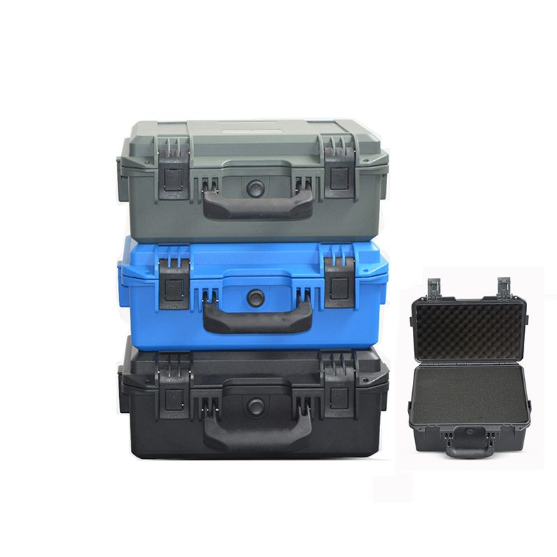 Protective Safety Instrument Tool Box Plastic Storage Toolbox Outdoor Shockproof Box File Box Equipment Camera Case W Foam