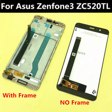 Tested! For Asus Zenfone 3 Max ZC520TL LCD  LCD Display and Touch Screen Digitizer Assembly Replacement Accessories недорго, оригинальная цена