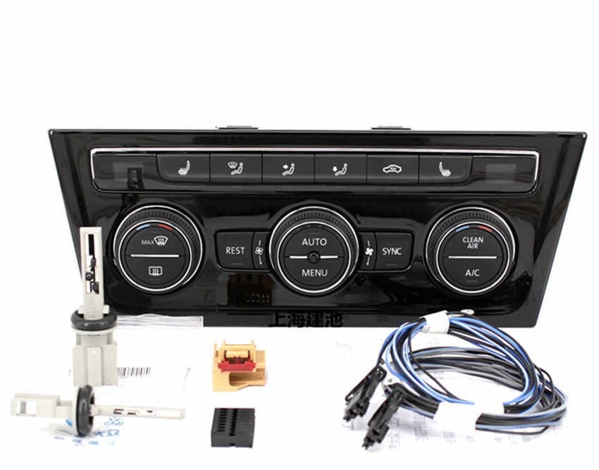Upgrade Climate Control Switch Panel Kit Automatic Air