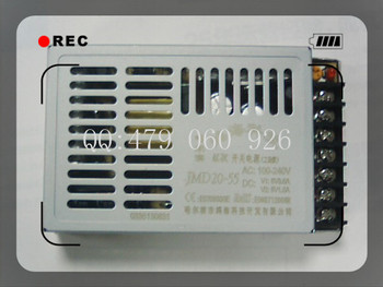 [JIYUAN] 20W JMD20-55 5V3A 5V1A - switching power supply two isolated  --5PCS/LOT